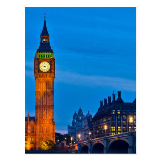 London - United Kingdom Postcard