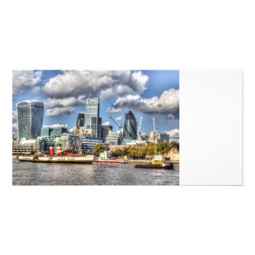 London View Photo Cards