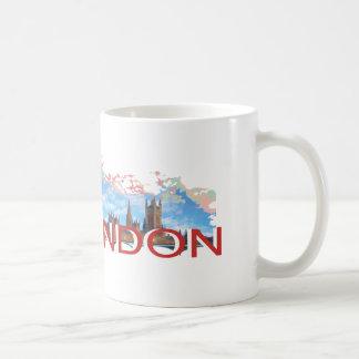 London Vintage Coffee Mug