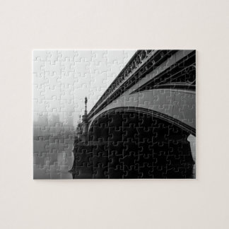 London Westminster Bridge in Thick Fog jigsaw Jigsaw Puzzle