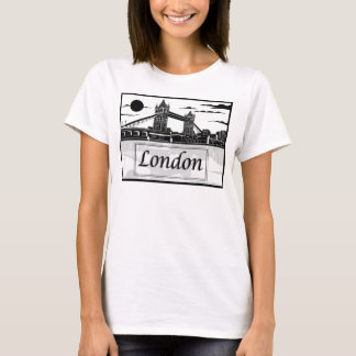 London Women's Basic T-Shirt