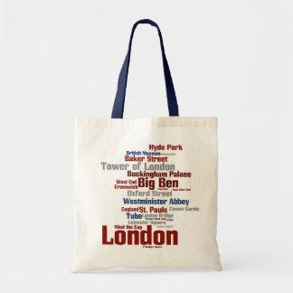 london wordle bag