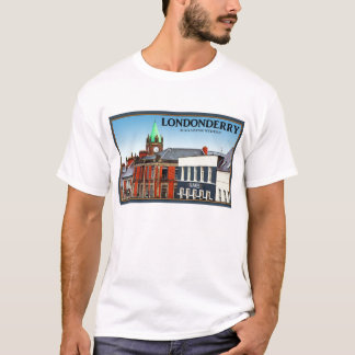 Londonderry / Derry - Magazine Street T-Shirt