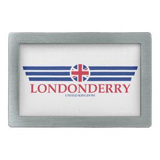 Londonderry Rectangular Belt Buckles