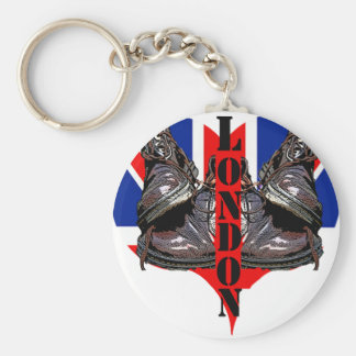 londons calling! keychain