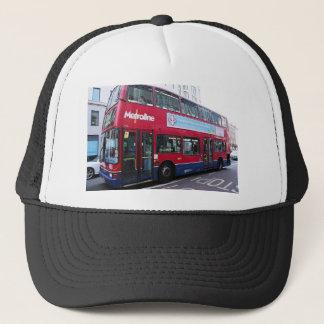 London's Double Decker Trucker Hat