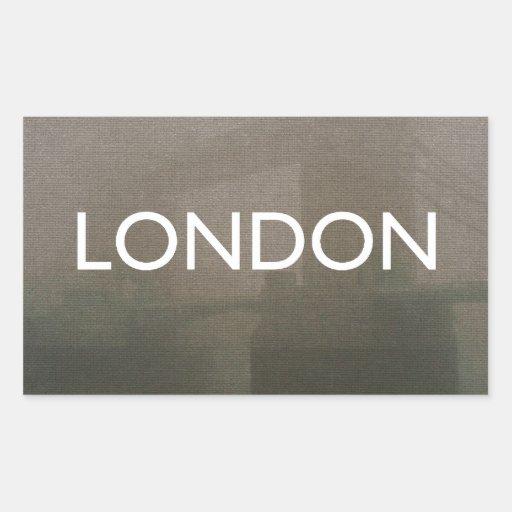 Londres Autocollants