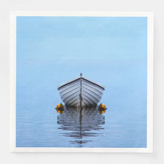 Lone Boat Paper Napkins