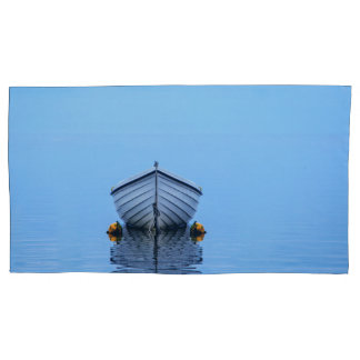 Lone Boat Pillowcase