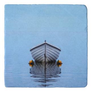 Lone Boat Trivet