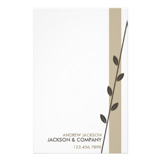 Lone Branch Notepad Custom Stationery