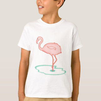 Lone Flamingo T-Shirt