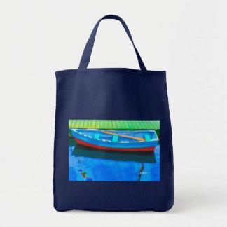 Lone Oar Tote Bag