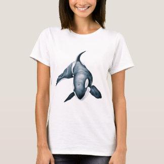 Lone Orca Whale T-Shirt