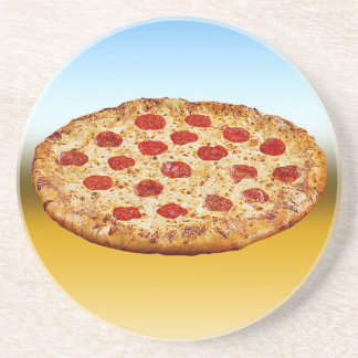 Lone Pizza - multi products Beverage Coasters