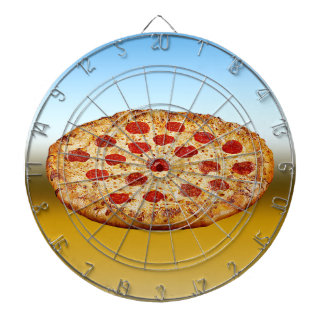 Lone Pizza - multi products Dartboard
