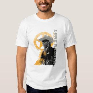 Lone Ranger  4 T Shirts