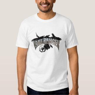 Lone Ranger - Crows and Badge 2 Shirt