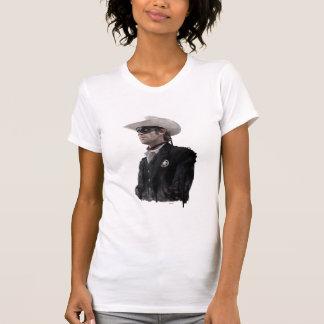 Lone Ranger John Reid - Color Tee Shirt