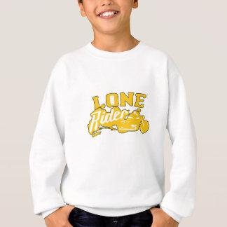 Lone Rider Great Gift Motorcycle Biker Bike Sweatshirt