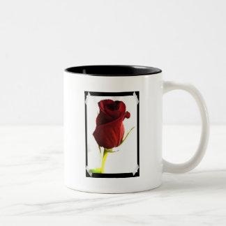 Lone Rose Coffee Mug