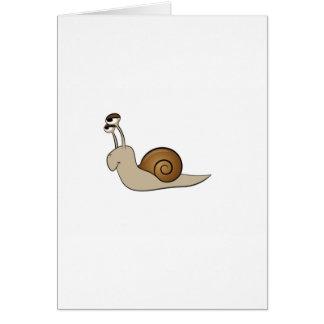 lone snail yeah card