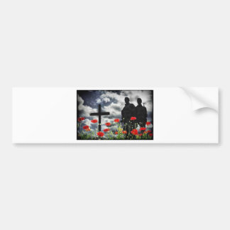 Lone Soldiers WW1 Bumper Sticker