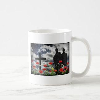 Lone Soldiers WW1 Coffee Mug