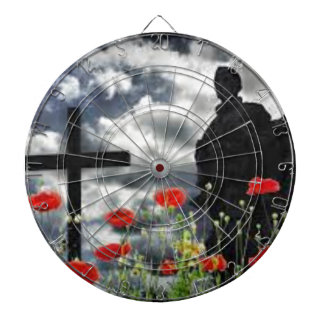 Lone Soldiers WW1 Dartboard