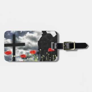 Lone Soldiers WW1 Luggage Tag