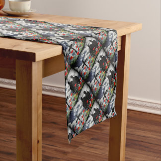 Lone Soldiers WW1 Short Table Runner