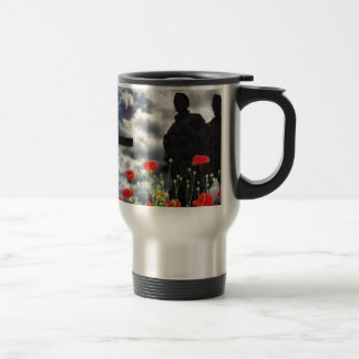 Lone Soldiers WW1 Travel Mug