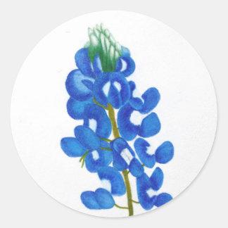 Lone Star Bluebonnet Sticker