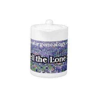 Lone Star Genealogy Poem Bluebonnet
