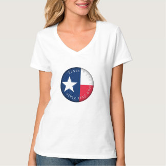 Lone Star of Texas Flag T-Shirt
