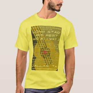 Lone Star Uke Fest Pops Bayless Poster Shirt