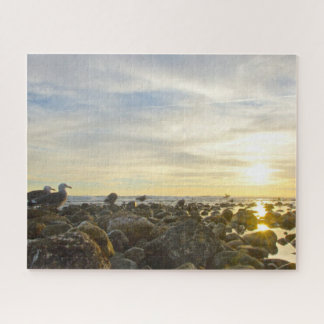 Lone Surfer Jigsaw Puzzle
