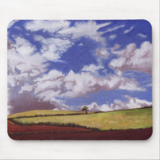 Lone tree 2012 mouse pad