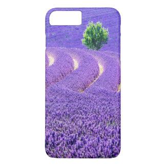 Lone tree in Lavender Field, France iPhone 8 Plus/7 Plus Case