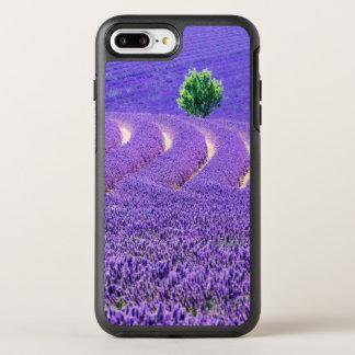 Lone tree in Lavender Field, France OtterBox Symmetry iPhone 8 Plus/7 Plus Case