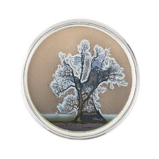 LONE TREE LAPEL PIN