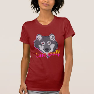 Lone Wolf, 80's style! T-Shirt