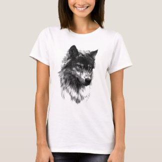 Lone Wolf - Baby Doll T-Shirt