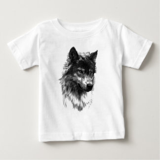 Lone Wolf - Basic T-Shirt For Toddlers