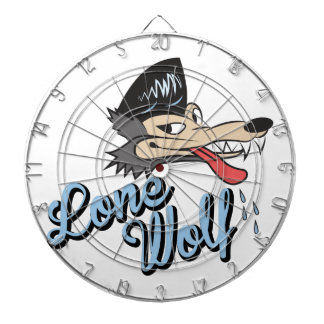 Lone Wolf Dart Boards