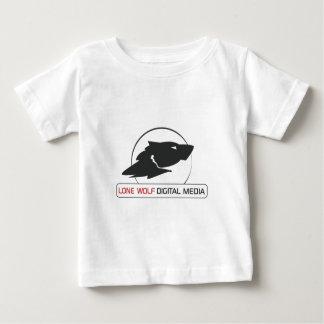 Lone Wolf Digital Media Logo Gear Baby T-Shirt
