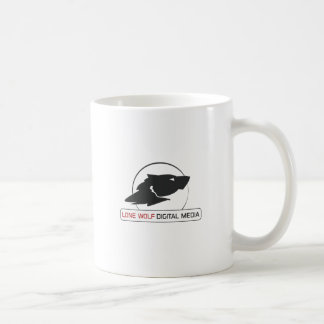 Lone Wolf Digital Media Logo Gear Coffee Mug