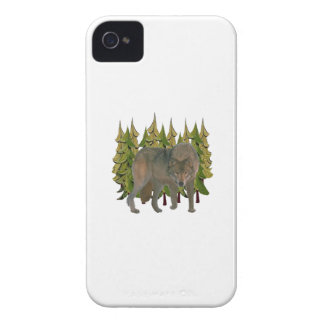 Lone Wolf iPhone 4 Case-Mate Cases