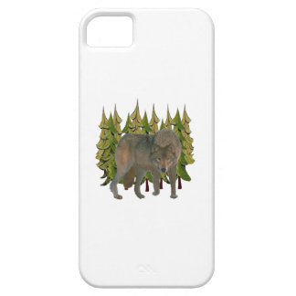Lone Wolf iPhone 5 Case