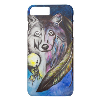Lone Wolf iPhone 7 Plus Case